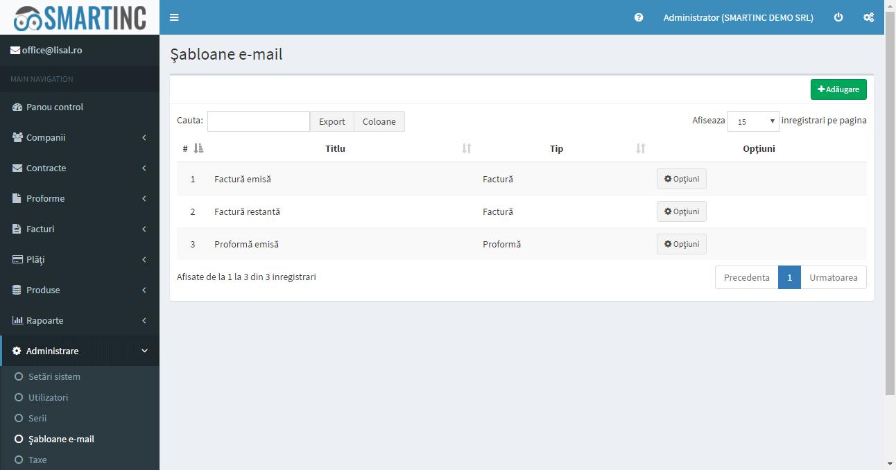 Administrare_sabloane_email